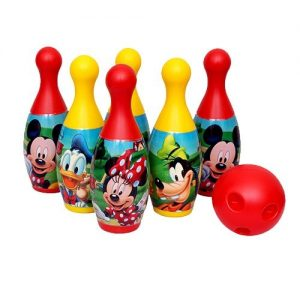 Disney Bowling Set Mickey and Friends